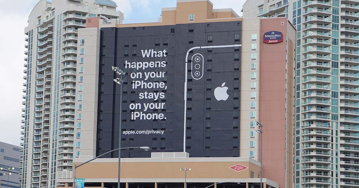 アップル コム ビル と は