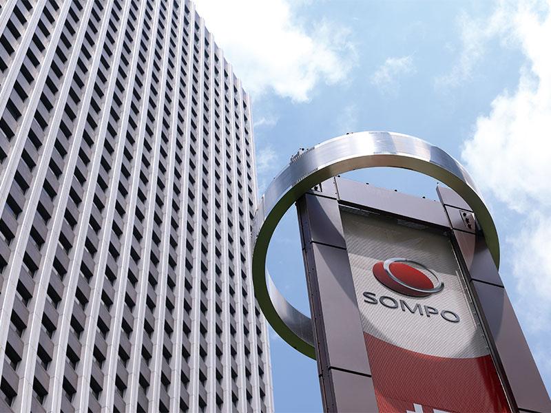 SOMPOがデジタル事業を「第5の柱」に、6年目に入るDXの足跡とその底流