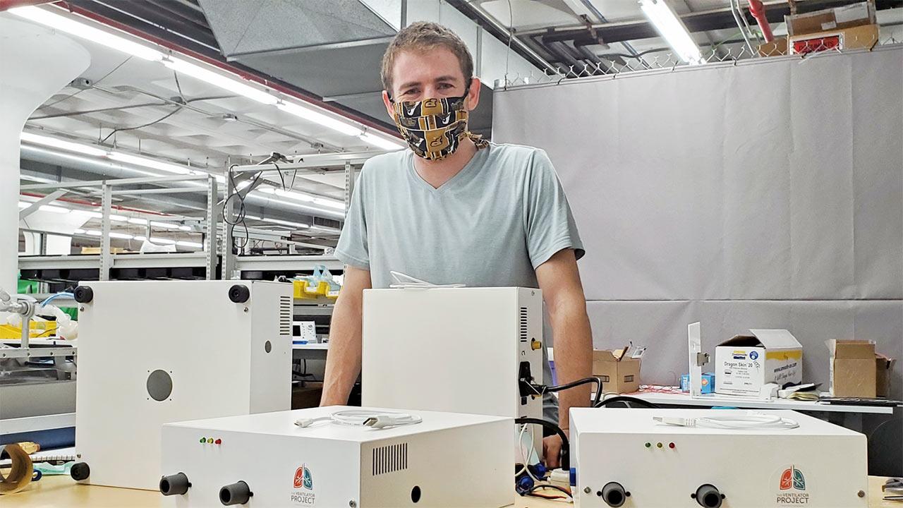 人工 呼吸 器 ソニー