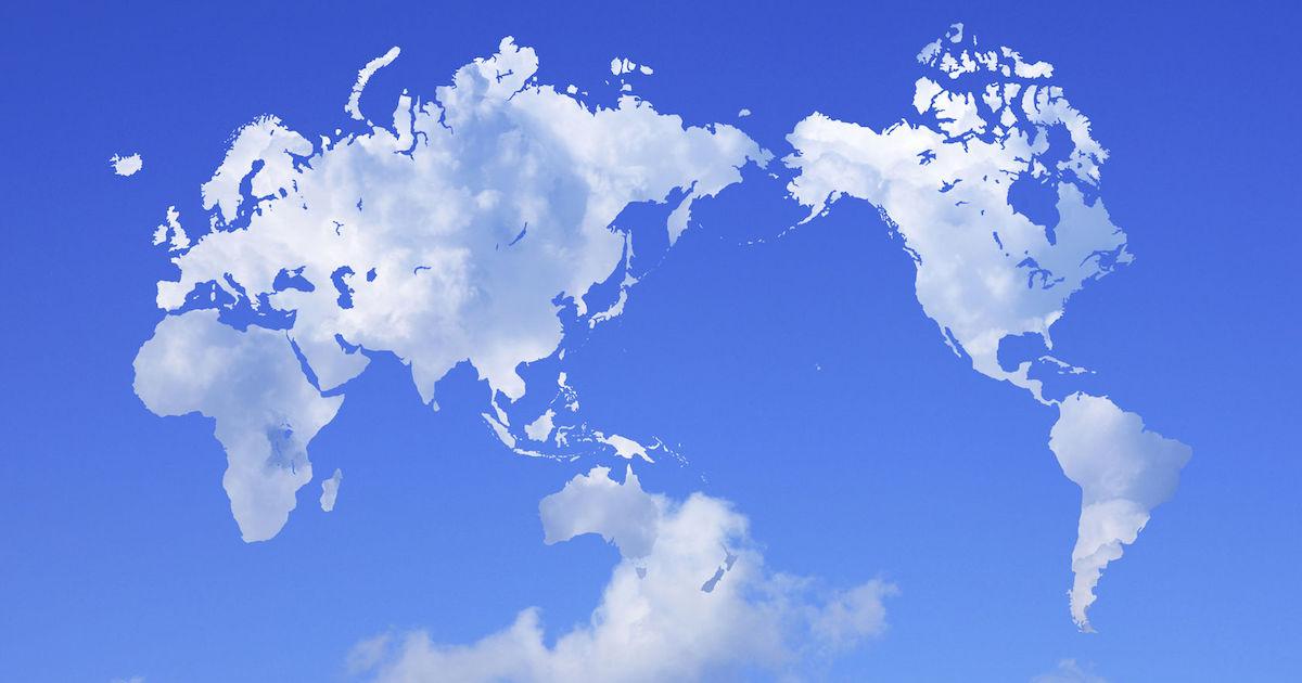 AWSが世界のクラウドサービス市場で首位陥落、マイクロソフトが逆転