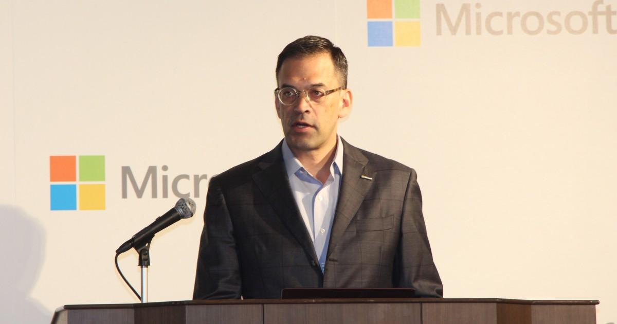 「日本でもクラウド市場の首位狙う」、新社長未定の日本マイクロソフトが経営方針説明会