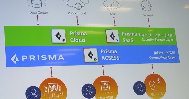 パロアルトネットワークス、クラウド保護「Prisma」を日本で本格展開