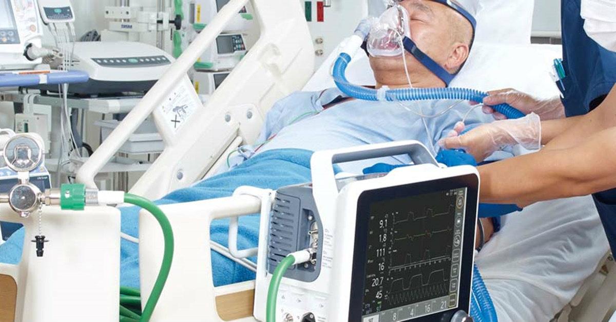 日本光電グループが人工呼吸器を増産、今後6カ月間で1000台供給 | 日経 ...