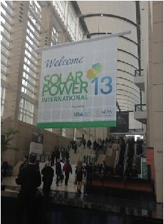 Solar Power International (SPI) 2013