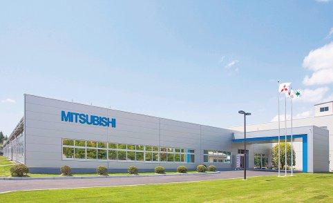 図●三菱電機郡山工場の新製造棟 図●三菱電機郡山工場の新製造棟 2012年6月に竣工し、稼働を始