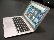 MacBook Airの外観