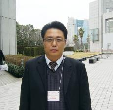 インタビューに応じた韓国Seoul Semiconductor Co.,Ltd.,R&D Center,CTO & Vice PresidentのSang Min Lee氏