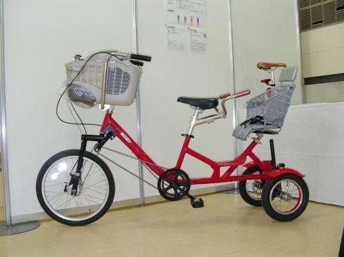 自転車の 自転車 前輪駆動 : 紀洋産業 前輪駆動方式による ...