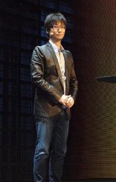 コナミデジタルエンタテインメントの小島秀夫氏