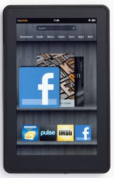 図1 「Kindle Fire」