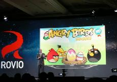 Angry BirdsをフルHDで楽しめる