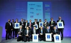 「Intersolar AWARD 2014」の表彰式の様子(出所:Solar Promotion社)