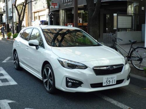 新プラットフォーム採用ながら、車線維持に緊張する新型 ...