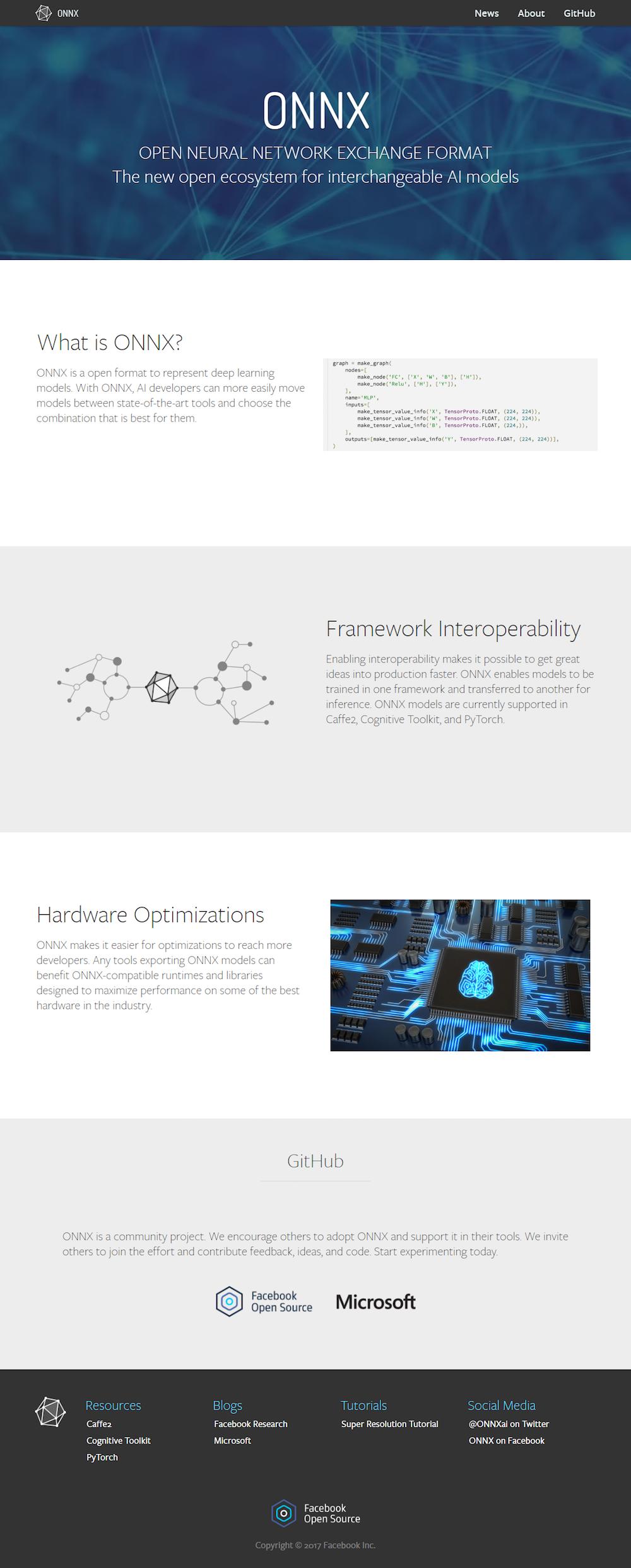 深層学習モデルの互換性確立へ、IntelがONNXに対応 | AI専門
