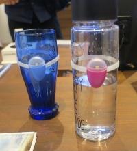 """水分足りてる?""""飲む""""を促すリマインダー"""