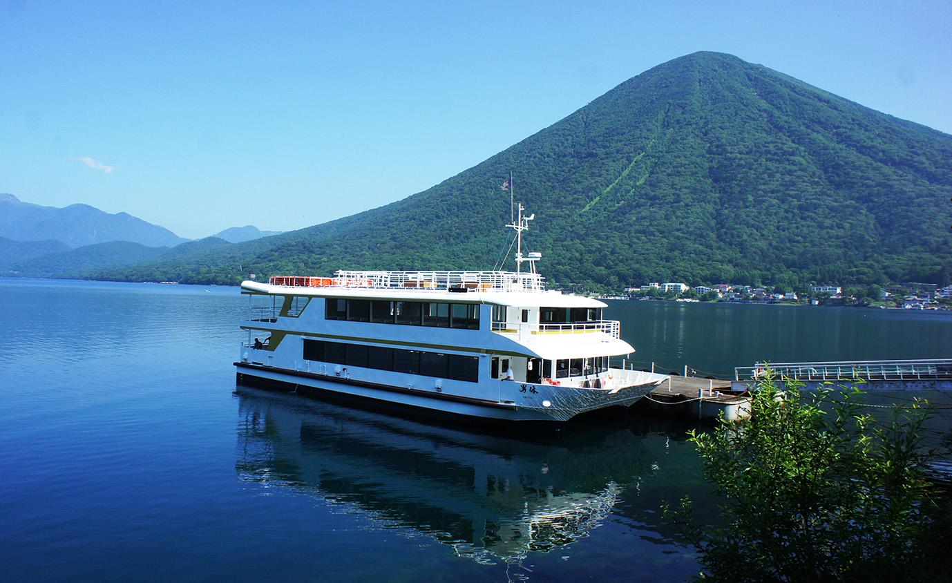 「中禪寺湖 船」的圖片搜尋結果