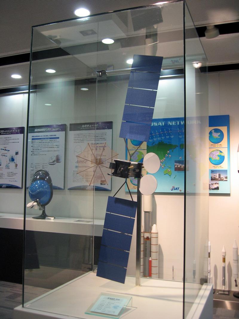 横浜衛星管制センター