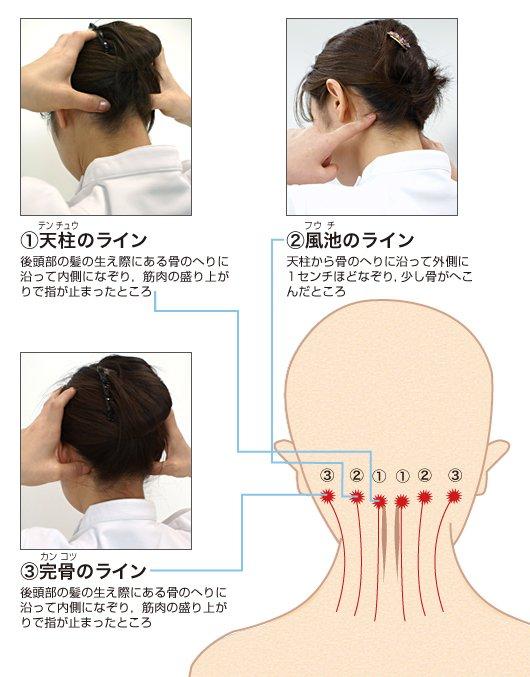 第4回 首のコリを取る | 日経 xTECH(クロステック)