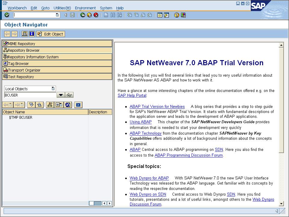 第2回 はじめてのABAPプログラム開発 | 日経クロステック(xTECH)