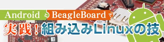 BeagleBoardで 実践!組み込みLinux ...