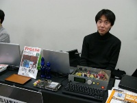 "<a href=""http://192.168.47.57/article/NEWS/20060320/232844/"" target=""_blank"">OSC/2006 Tokyo Spring</a>でのSUSUBOXプロジェクトの展示"
