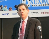 Open Invention Network CEO Jerry Rosenthal氏