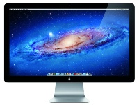 写真4●Apple Thunderbolt Display