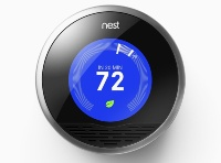 写真●Nest Learning Thermostat