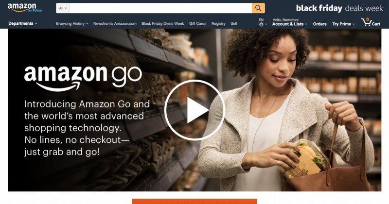 Amazonは実店舗とeコマースをどう統合するのか