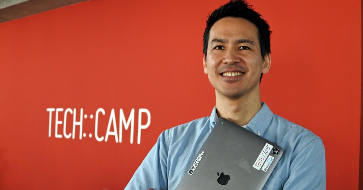 """大手タクシー会社会長で文系人間の私がプログラミングキャンプ参加で得た""""進化"""""""