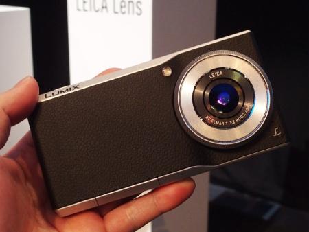 1インチセンサーデジカメ搭載スマートフォン「DMC-CM1」