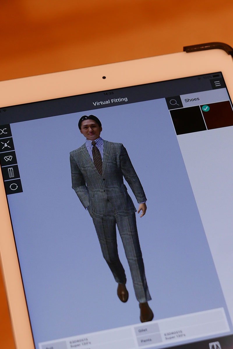 の 青山 スーツ 洋服 オーダー 洋服の青山の高品質スーツ「Hilton(ヒルトン)」を買ってみた!