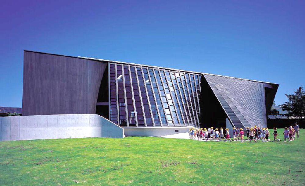 熊本県「苓北町民ホール」(2002...