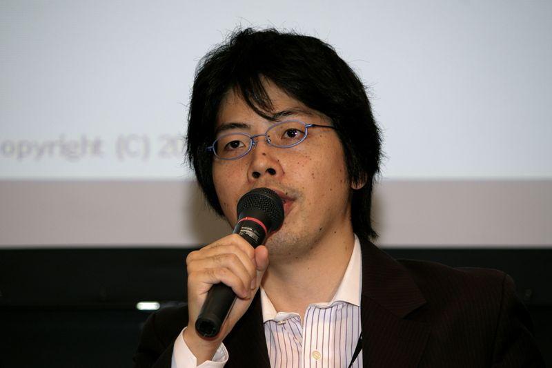 笠原健治氏が社長を退く : 異色...
