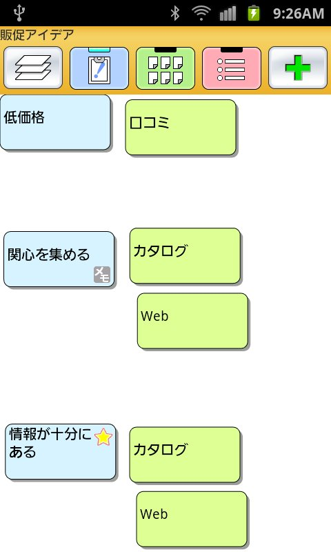 Kj 法 アプリ