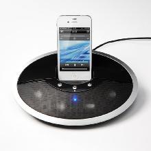 サンワサプライ、スマホスタンド一体型Bluetoothスピーカー