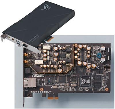 Gigabit Ethernet Thunderbolt on Rog Thunderbolt         Gigabit Ethernet