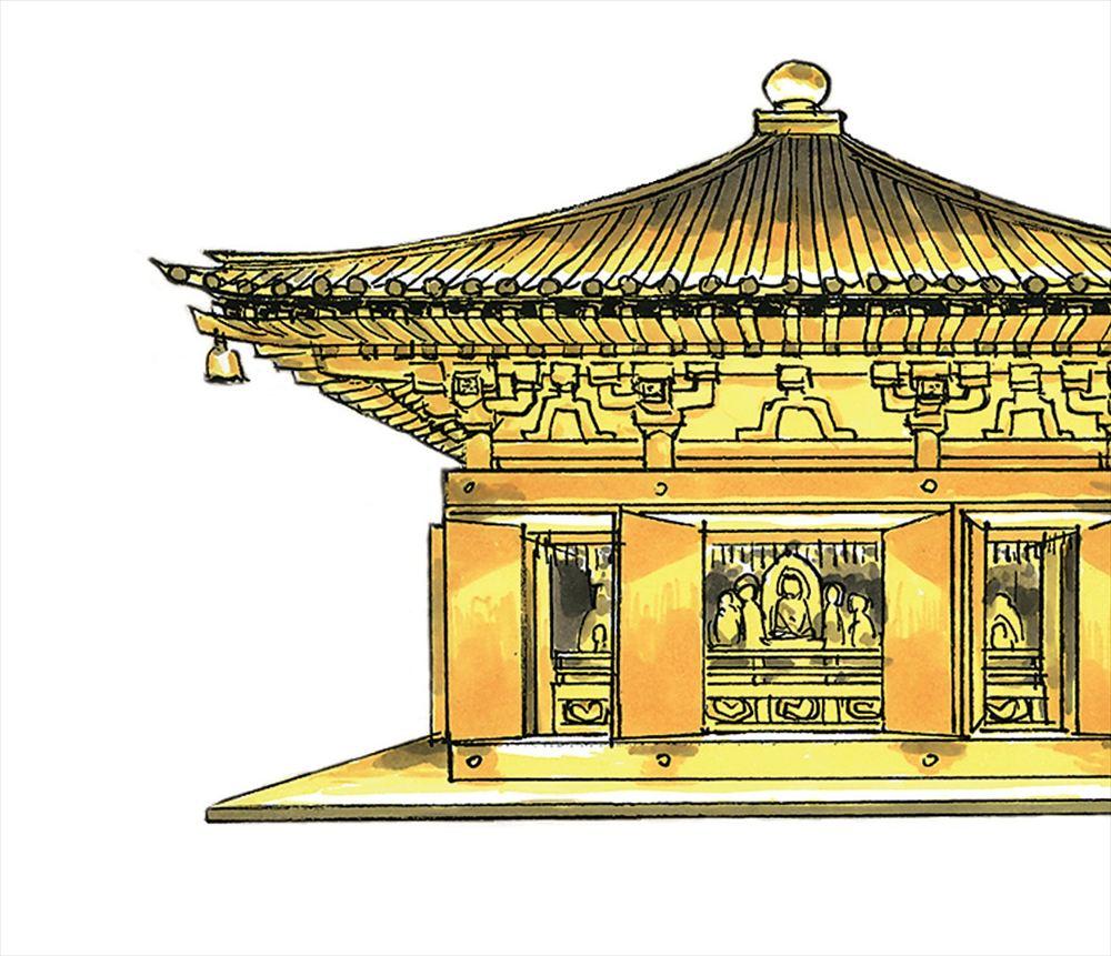中尊寺金色堂の画像 p1_30