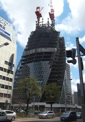 東京 タワー 建設 死者