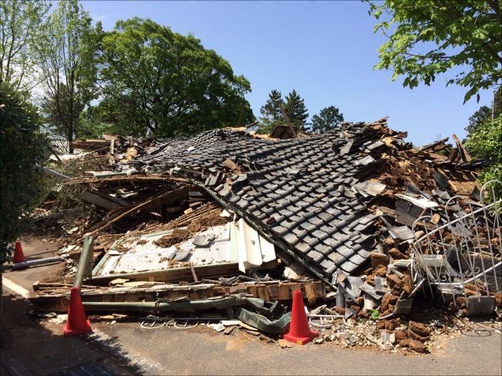 熊本最古の西洋建築、ジェーンズ邸全壊   日経 xTECH(クロステック)